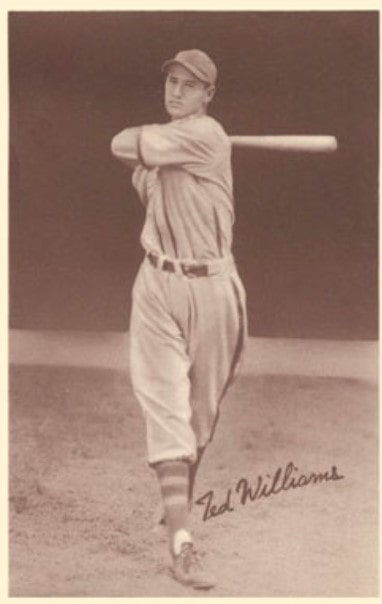1939 Goudey Premiums Ted Williams