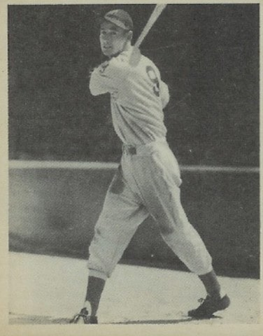 1939 Play Ball #92 Ted Williams Rookie Card