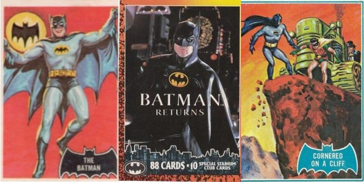 Best 1966 Batman Trading Cards for Featured Image