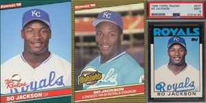 Bo Jackson Rookie Card Guide for Featured Image