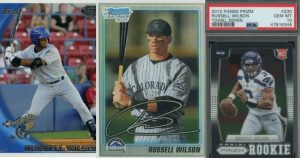 Russell Wilson Rookie Card Guide for Featured Imsge