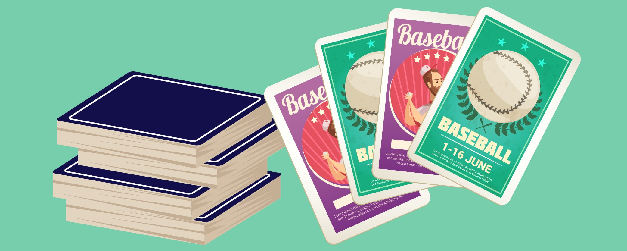 10.Our Top 5 Tips for Building a Card Collection