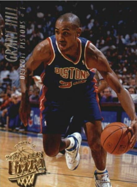 1994 Ultra Grant Hill RC #239