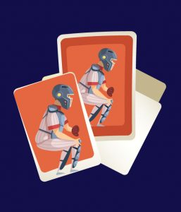 6.Any defects to the card when it was cut