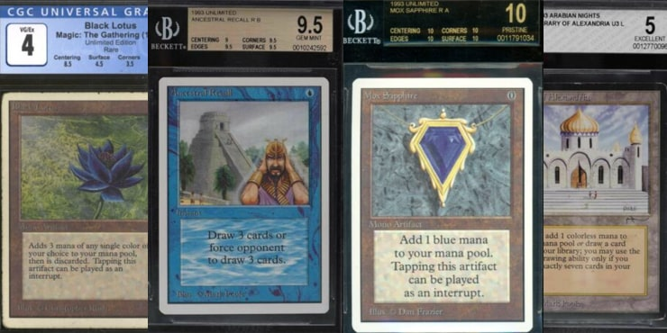 Best 9 Rare Magic the Gathering Cards for Featured Image