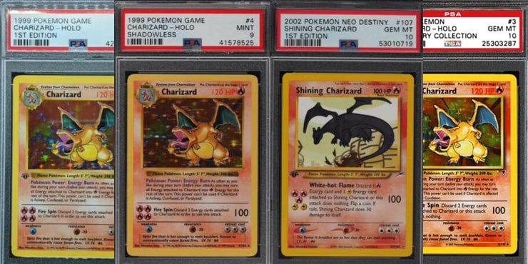 Best Charizard Pokemon Cards for Featured Image