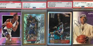 Ray Allen Rookie Card Checklist for Featured Image