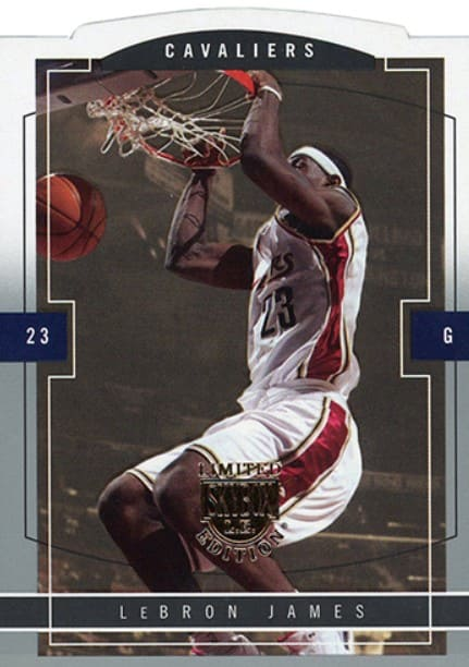 SkyBox LE LeBron James #118 /99