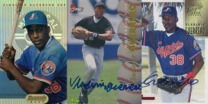 Vladimir Guerrero Rookie Card Checklist for Featured Image