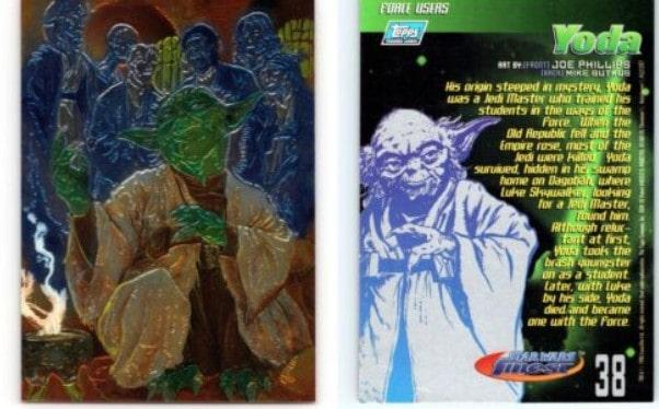 #38 Yoda