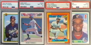 Frank Thomas Rookie Card Guide for Featured Image