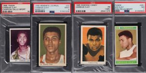 Muhammad Ali Rookie Card Checklist for Featured Image