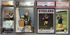 Ben Roethlisberger Rookie Cards for Featured Image