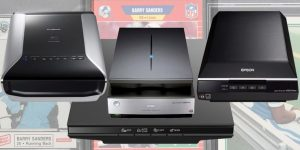 Best Scanner for Raw Sports Cards for Featured Image