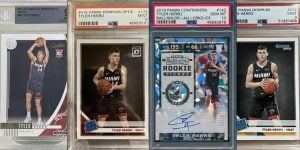 Best Tyler Herro Rookie Card Options for Featured Image