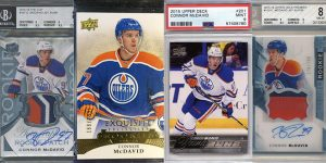 Top Connor McDavid Rookie Card Options for Featured Image
