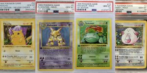 Best First Edition Pokemon Cards for Featured IMage