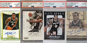 Best Kawhi Leonard Rookie Cards to Collect for Featured Image
