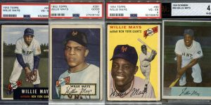 Best Willie Mays Rookie Cards for Featured Image