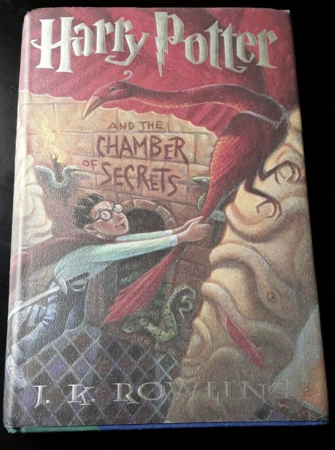 Harry Potter and the Chamber of Secrets (Book 2, 1999 US)