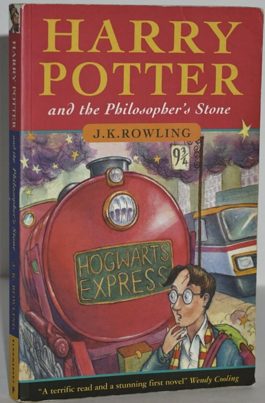 Harry Potter and the Philosopher's Stone (Book 1, 1997)