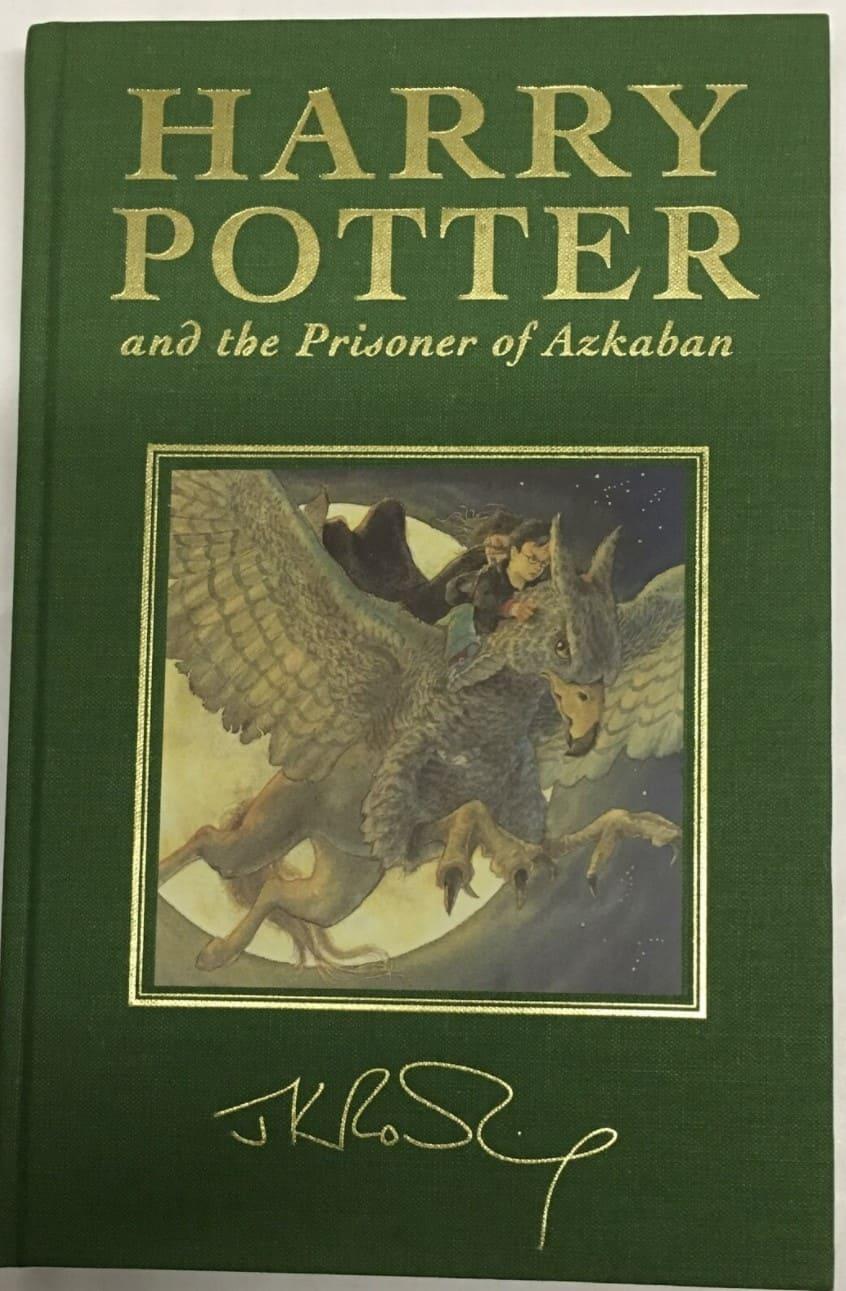 Harry Potter and the Prisoner of Azkaban (Book 3, 1999)