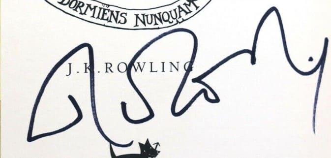 JK Rowling Page