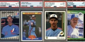 Randy Johnson Rookie Card Checklist for Featured Image