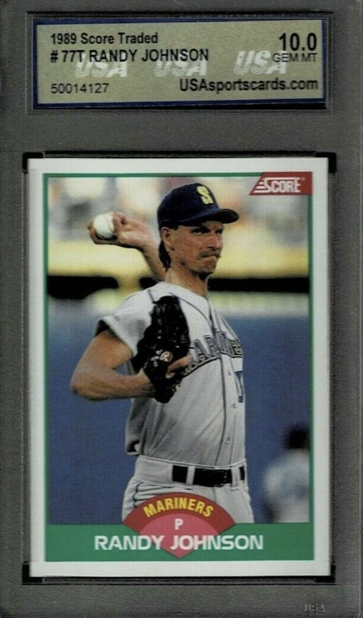 Score Traded Card