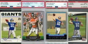 Best Eli Manning Rookie Card Options for Featured Image