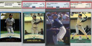 Ichiro Suzuki Rookie Card Options for Featured Image